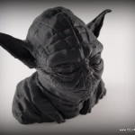 Ukázka vytisknutého 3D modelu - figurka